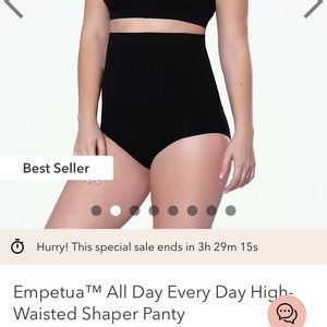 NWT Empetua S High-Waisted Shaper Panty